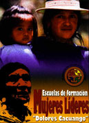 Escuela de Formación Mujeres Líderes 'Dolores Cacuango'
